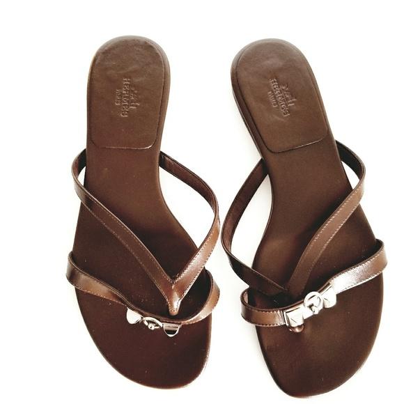 5e875fde754d33 Hermes Shoes - Authentic Hermes